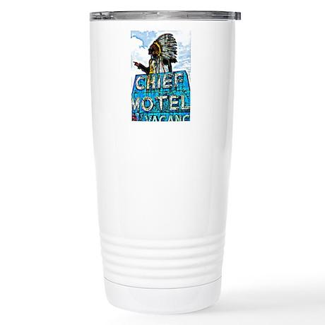 Chief Motel Stainless Steel Travel Mug