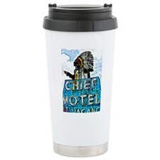Chief Motel Travel Mug