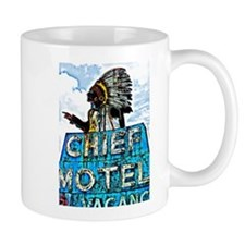 Chief Motel Mug