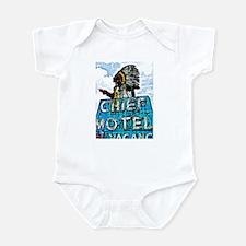 Chief Motel Infant Bodysuit