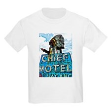 Chief Motel T-Shirt