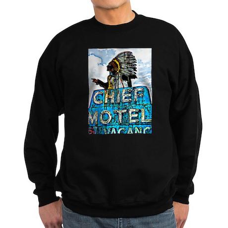 Chief Motel Sweatshirt (dark)