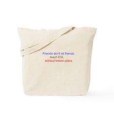 Languagini Tote Bag
