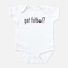 got futbol? Infant Bodysuit