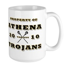 PROPERTY OF ATHENA LAX Mug