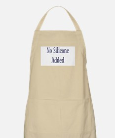 No Silicone Added Apron
