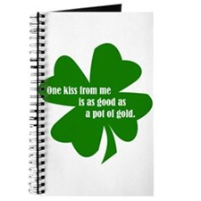 One Kiss From Me Journal