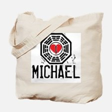 I Heart Michael - LOST Tote Bag