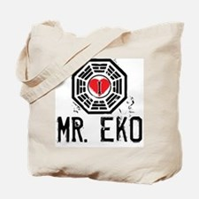 I Heart Mr. Eko - LOST Tote Bag