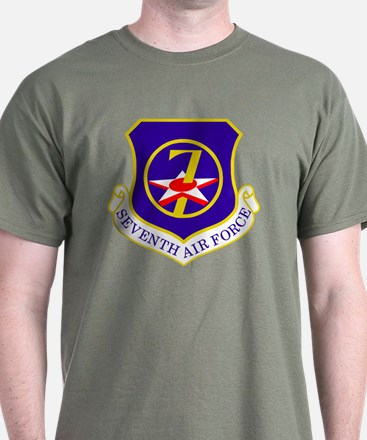 7th Air Force T-Shirt 2