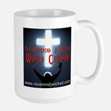 Reverend J. Wicked Mug