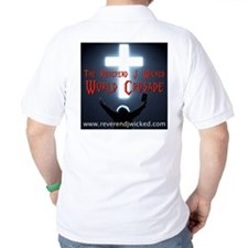Reverend J. Wicked T-Shirt