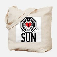 I Heart Sun - LOST Tote Bag