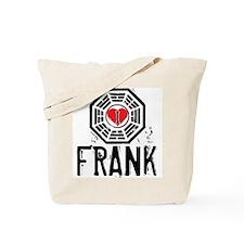 I Heart Frank - LOST Tote Bag