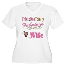 Totally Fabulous Wife T-Shirt