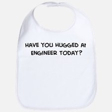 Hugged an Engineer Bib