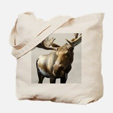 Moose Photos Tote Bag