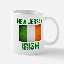 """New Jersey IRISH"" Mug"