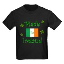 """""""Made in Ireland"""" T"""