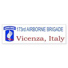 173rd ABN BDE Bumper Sticker