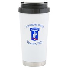 173rd ABN BDE Travel Coffee Mug