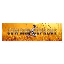 Lost with Sun & Jin Bumper Sticker