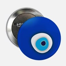 "Evil Eye 2.25"" Button (10 pack)"