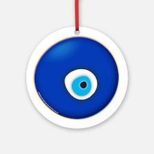 Evil Eye Ornament (Round)