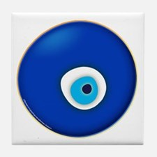 Evil Eye Tile Coaster