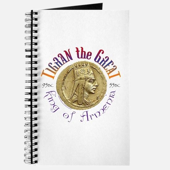 Tigran the Great Journal