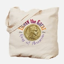 Tigran the Great Tote Bag
