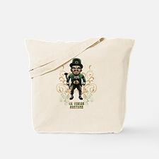 Cute Leprachaun Tote Bag