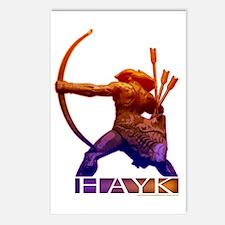 Hayk the Hero Postcards (Package of 8)