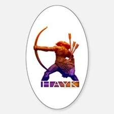 Hayk the Hero Decal