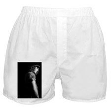 Lines in the Snow Boxer Shorts
