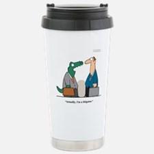 Litigator Stainless Steel Travel Mug