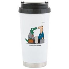 Litigator Travel Mug