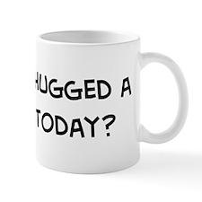 Hugged a Doctor Small Mugs