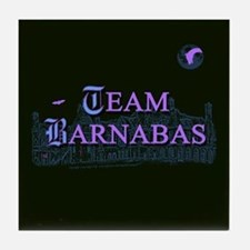 Team Barnabas Color Tile Coaster