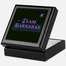 Team Barnabas Color Keepsake Box