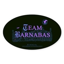 Team Barnabas Color Decal
