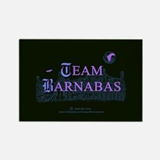 Team Barnabas Color Rectangle Magnet
