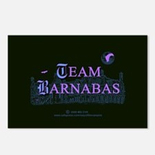 Team Barnabas Color Postcards (Package of 8)