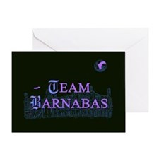 Team Barnabas Color Greeting Card