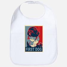 First Dog Bib