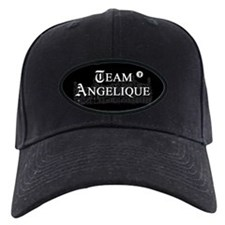 Team Angelique B&W Baseball Hat