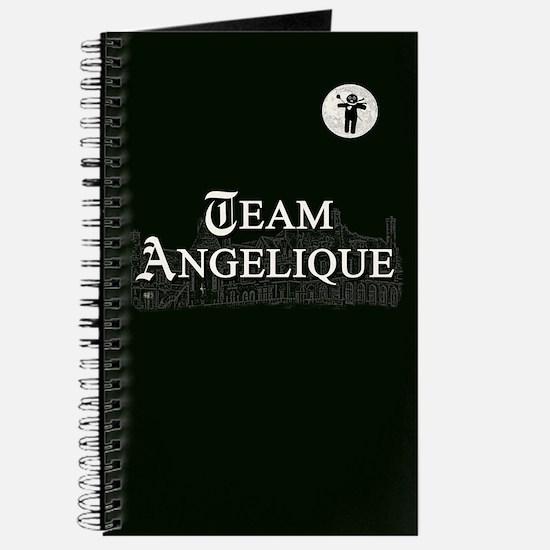 Team Angelique B&W Journal