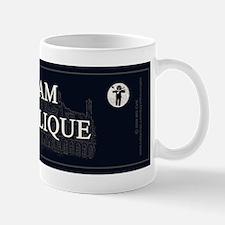 Team Angelique B&W Mug