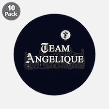 """Team Angelique B&W 3.5"""" Button (10 pack)"""