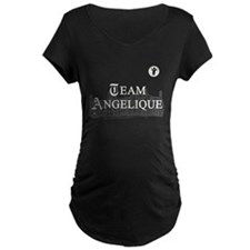 Team Angelique B&W T-Shirt